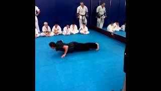 Mark Dacascos Performing Kicks And Showing His Skills 2015 Must See