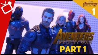 Avengers Infinity War Part 1A Stop Motion Film