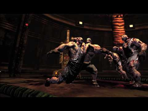 Splatterhouse brand new trailer and screenshots are bloody as hell