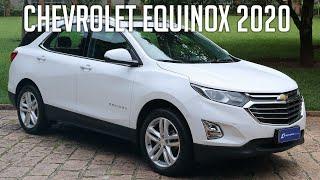 Avaliação Chevrolet Equinox 1.5 Premier AWD (2020)