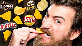 Which Chip Has The Loudest Crunch? (TEST)