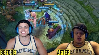 HOW 4 LCS PLAYERS RUINED MY DAY