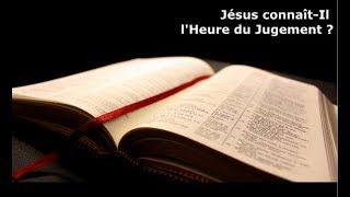 SERIE. Contradictions bibliques. Jésus connaît il l