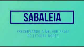SABALEIA 2018 - APRESENTAÇÃO