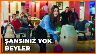 Kızlar Ve Erkekler İddiasına Bowling Oynuyorlar - Güneşin Kızları 33. Bölüm