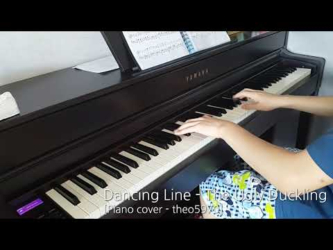Dancing Line - The Ugly Duckling [Piano cover]