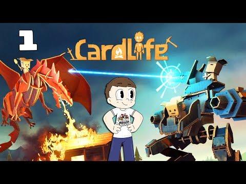 CardLife S2 - Díl 1 - Nový Začátek, Obří Update