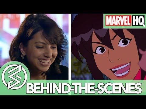 Who is Ms. Marvel? With Kat Khavari | Marvel Rising: Initiation | FEATURETTE