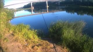 Рыбалка в малой покровке