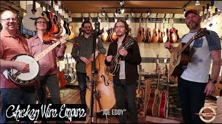 Cream City Music LIVE: Chicken Wire Empire Perform Joe Eddy Live In Our Acoustic Room