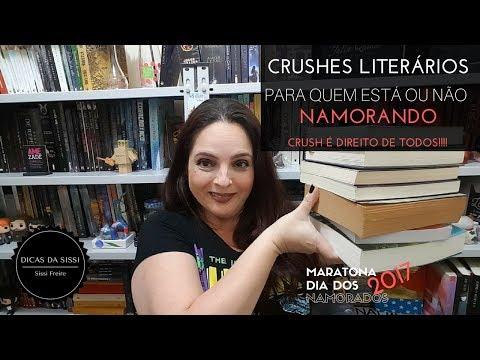Crushes Literarios Maratona Dia dos Namorados | Dicas da Sissi