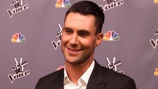 "Adam Levine Calls Christina Aguilera & Lady Gaga ""Badass""! The Voice Finale Interview"