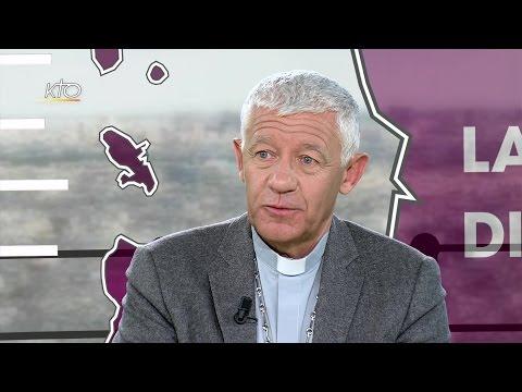 Mgr Luc Ravel - Diocèse aux armées