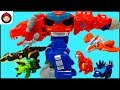 Download Video Transformers Rescue Bots Dinobot Optimus Primal Dinosaur Battles Bumblebee Chase Boulder Heatwave
