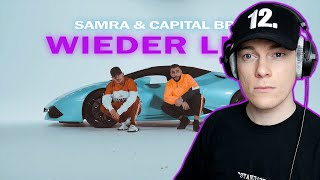 🤷🏻‍♂️ Hit?: SAMRA & CAPITAL BRA   WIEDER LILA (PROD. BY BEATZARRE & DJORKAEFF) ReactionReaktion