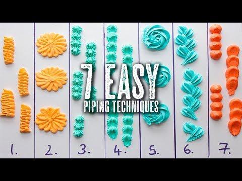 mp4 Cake Decorating Piping, download Cake Decorating Piping video klip Cake Decorating Piping