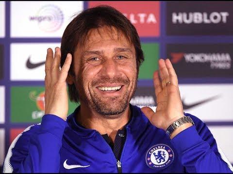 Antonio Conte Full Press Conference | West Brom v Chelsea