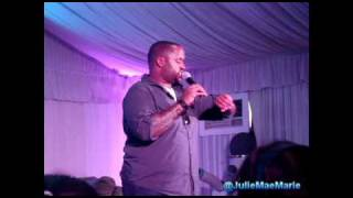 КенниМен, JUSTIN BIEBER LIVE IN MANILA - Kenny Hamilton