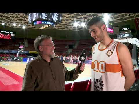 EB ANGT Munich MVP Interview: Eleftherios Mantzoukas, U18 Promitheas Patras