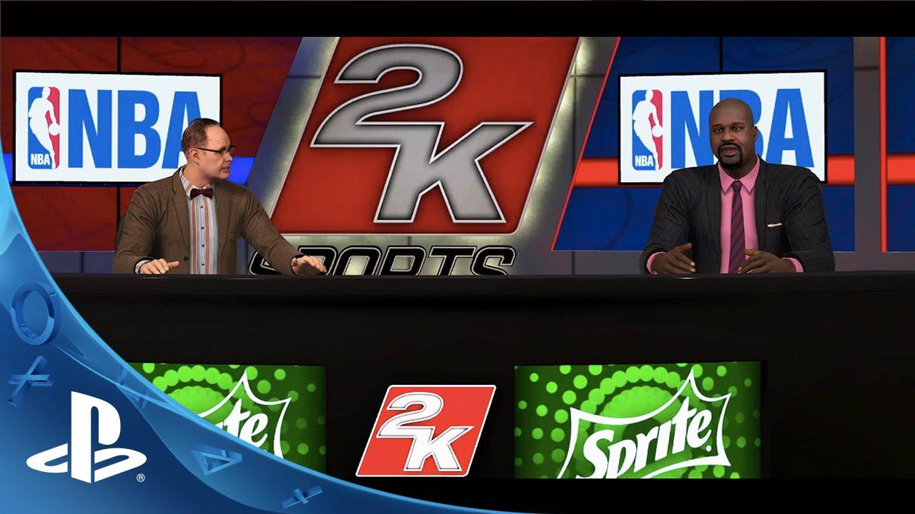 NBA 2K15: Watch the Yakkem Trailer