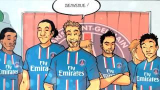 Bande annonce de PSG Academy - Bande annonce - PARIS SAINT-GERMAIN ACADEMY - 00:00:30