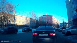 17/02/2017.ДТП.Рязань