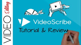 VideoScribe HD / Tutorial / Review - Inkscape, SVGs, Free Pictures