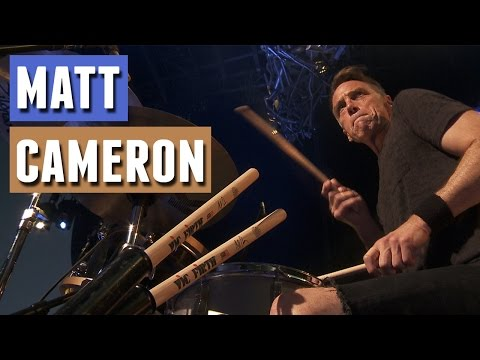 "Matt Cameron - ""Even Flow"" by Pearl Jam"