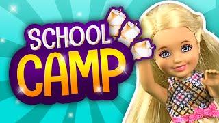 Barbie - School Camp   Ep.38