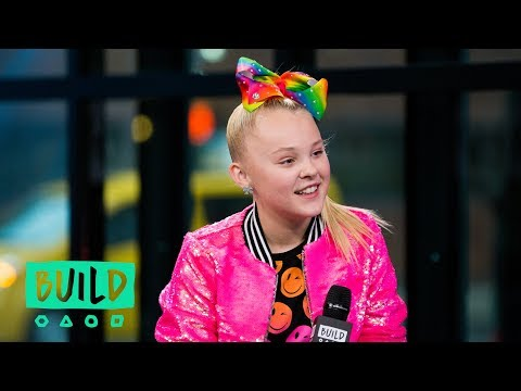 Jojo Siwa On Her Nickelodeon Special,