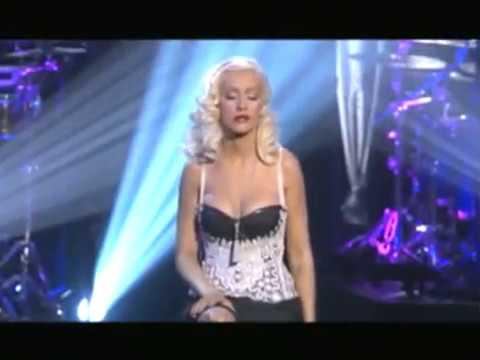 Christina Aguilera - Oh Mother (Live Back to Basics MTV)