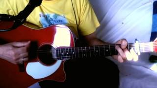 September In The Rain - James Melton - The Beatles ~ Acoustic Cover w/ Fender Sonoran SCE CAR