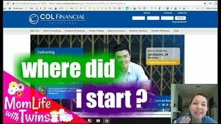HOW TO OPEN AN ACCOUNT IN COL FINANCIAL FOR OFW