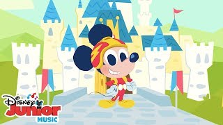 Happy Birthday Mickey Mouse! | Compilation | 🎶 Disney Junior Music Nursery Rhymes | Disney Junior