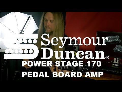 NOVEMBERS DOOM - SEYMOUR DUNCAN POWER STAGE 170 PEDAL BOARD AMP