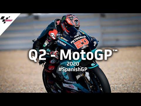 MotoGP スペインGP 予選Q2ハイライト動画