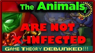 Game Theory Response: The Animals Are NOT X-Infected