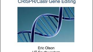 What is CRISPR/Cas9? (July 2016)