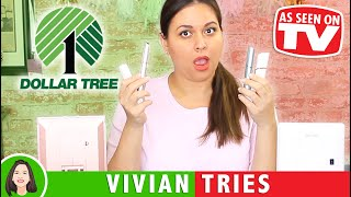 DOLLAR TREE EXPOSED As Seen on TV Products - Vivian Tries