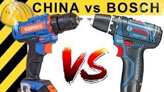 12V schlägt 18V - Warum CHINA AKKUSCHRAUBER keinen Sinn machen! | Werkzeug News 166