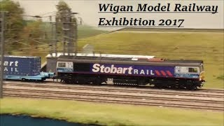 Wigan Model Railway Exhibition 2017