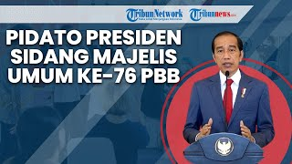 Presiden Jokowi Soroti Ketimpangan Penanganan Pandemi Corona Secara Global