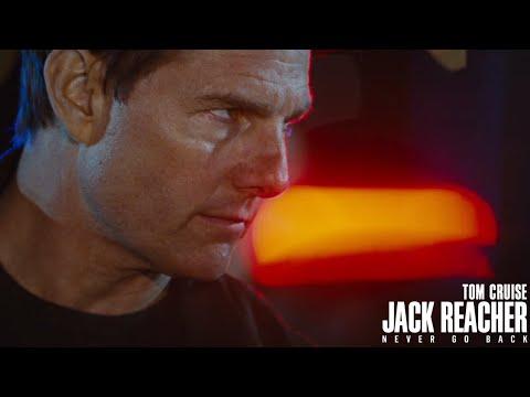 New TV Spot for Jack Reacher: Never Go Back