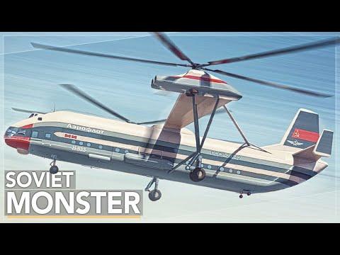 This Giant Soviet Chopper Was a True Engineering Wonder