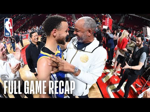 WARRIORS vs ROCKETS | Stephen Curry Drops 33 Points in the 2nd Half | Game 6