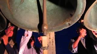 preview picture of video 'Scampanottata a San Lorenzo di Soleschiano, Manzano (UD) suonate a fermo'
