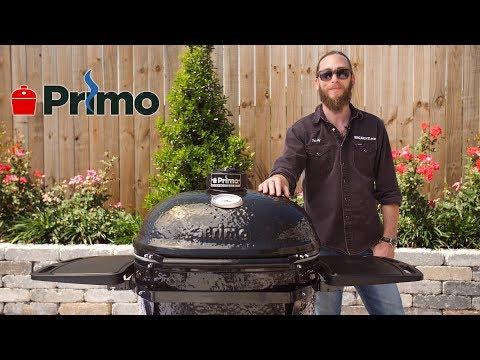 Primo Kamado Style Charcoal Grills