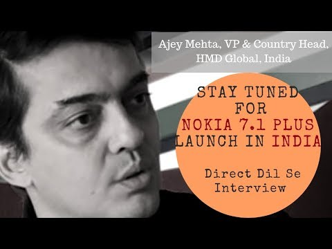 Interview with HMD: Stay tuned for Nokia 7.1 Plus launch in India