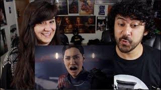 Star Wars Battlefront 2 Single Player TRAILER REACTION!!!