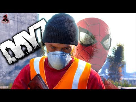 DAYZ | We found spiderman...